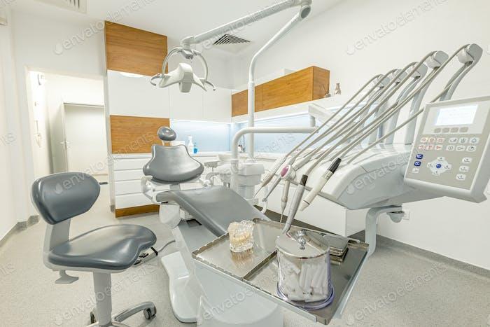 Moderne Zahnklinik
