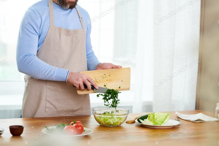 Cooking TV Show at Full Speed