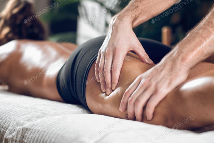 Anti Cellulite Madero Therapy Hand Massage