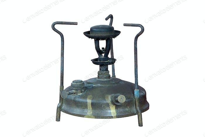 Old  stove primus