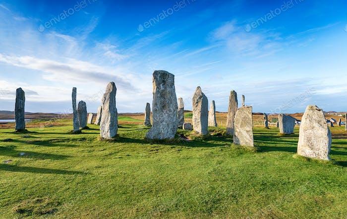 The Callanish Stone Circle