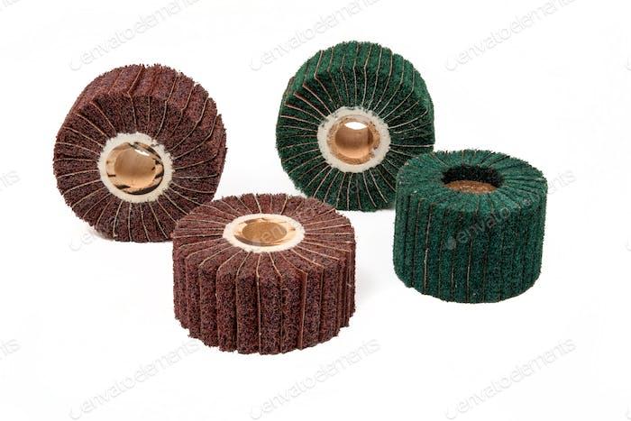 Grinding Sanding and Polishing Wheels