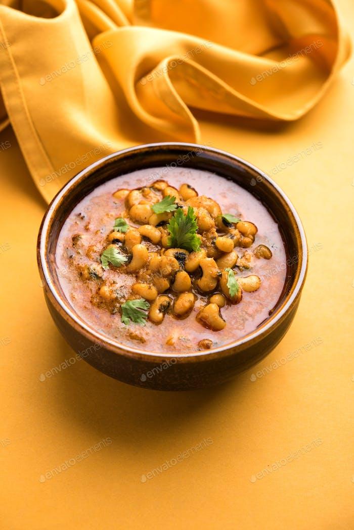 Chawli Curry