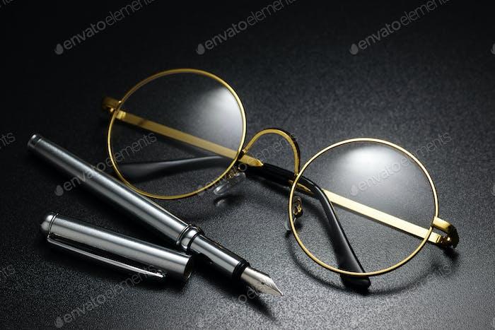 Gafas redondas clásicas