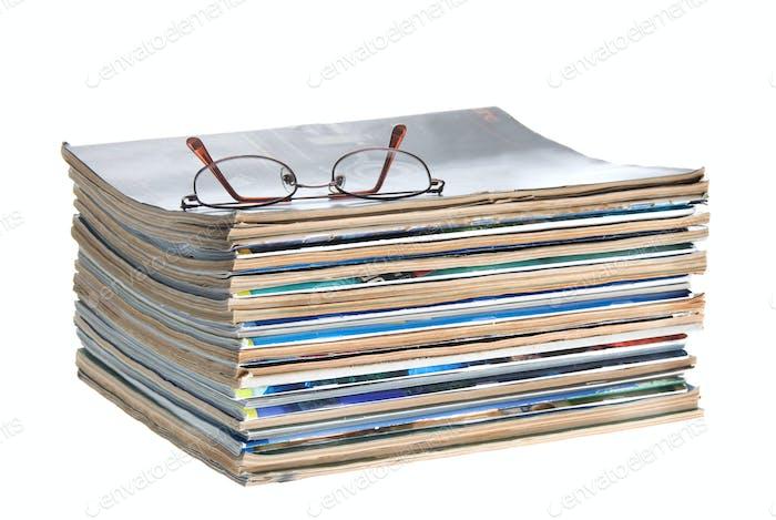 Alte Zeitschriften