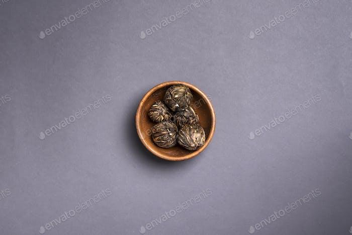 Peach Of The Dragon: Traditioneller chinesischer gebundener Tee