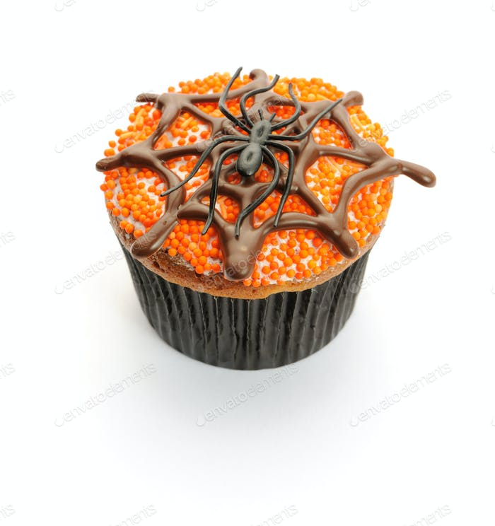 Halloween-Cupcake
