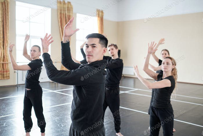 Modern Dance Team Probe