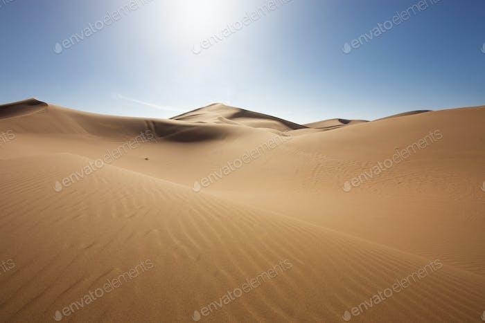 Majestätische Dünenlandschaft