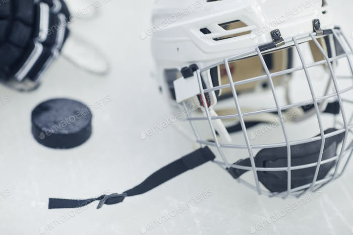 Sport and Hockey Background