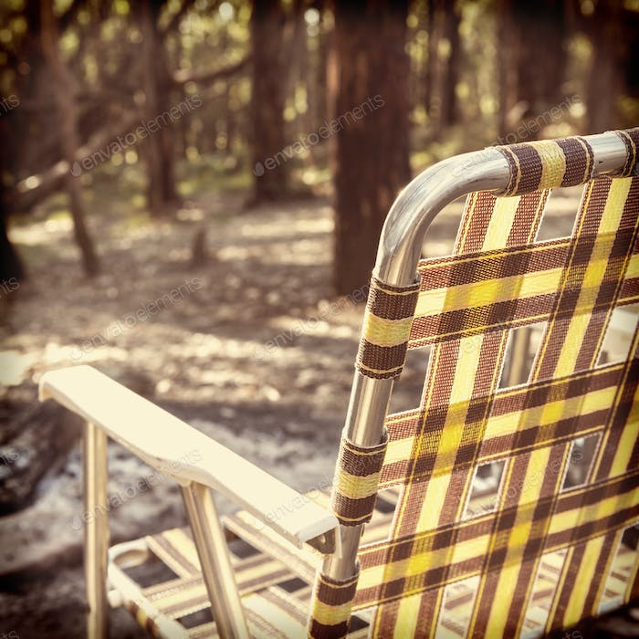 Camping Chair Instagram Style
