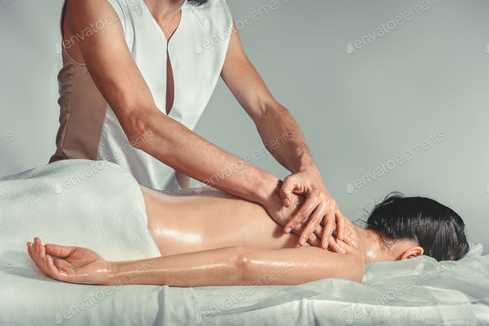 Massage oil therapy