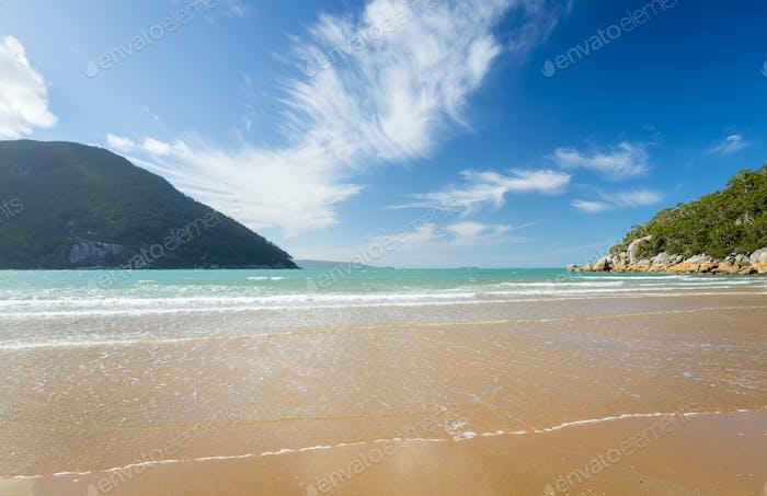 Beach At Sealers Cove