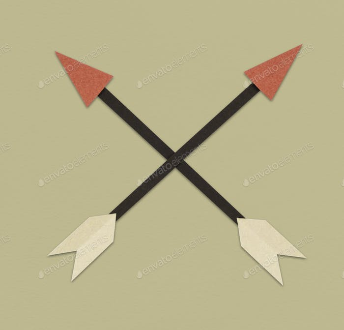 Arrow Archery Direction Icon Symbol