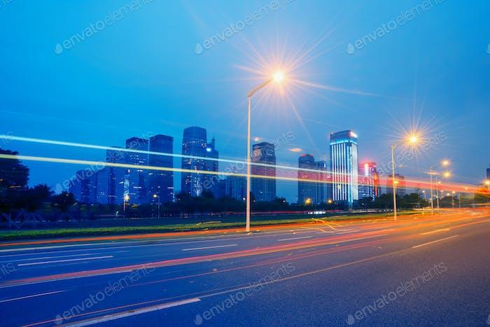Straße Stadt