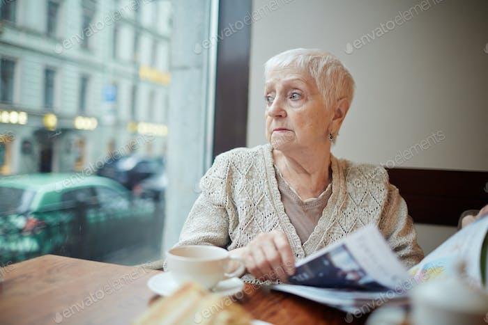 Modern pensioner
