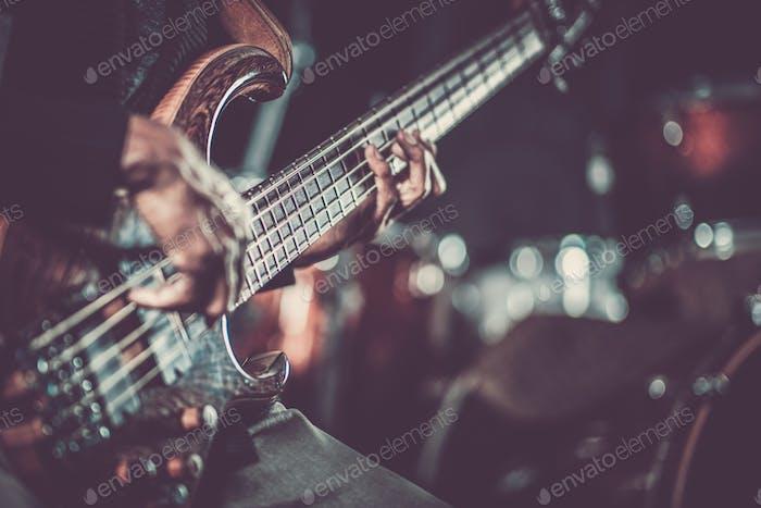 Passionate Guitarist Music