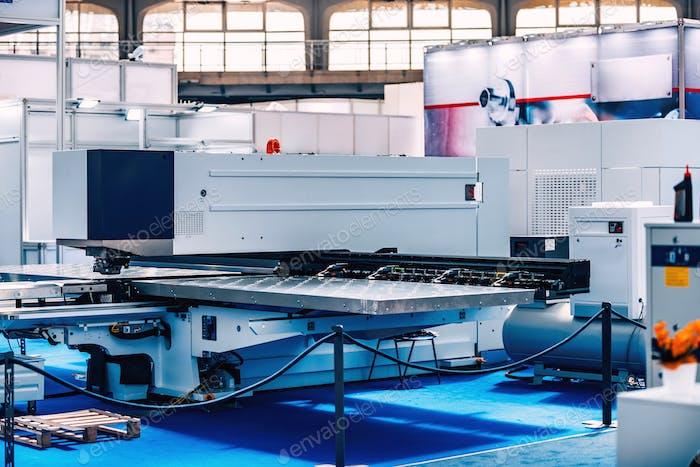 Punch Laser Machine