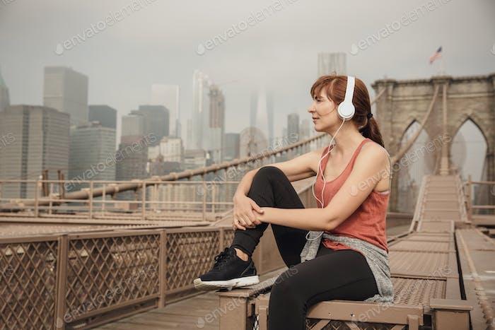 Enjoy the city life