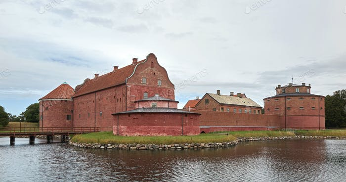 Landskrona Zitadelle, Schweden