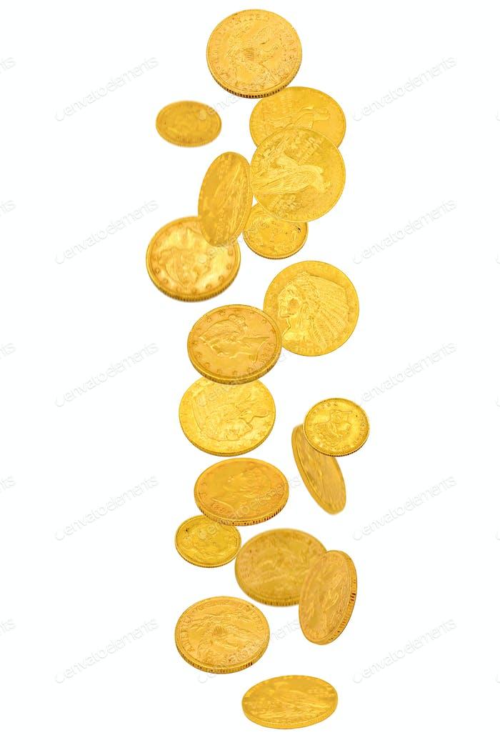 Gold Dollar Coins
