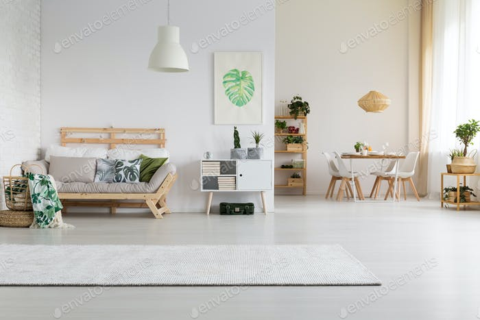 Well designed home space