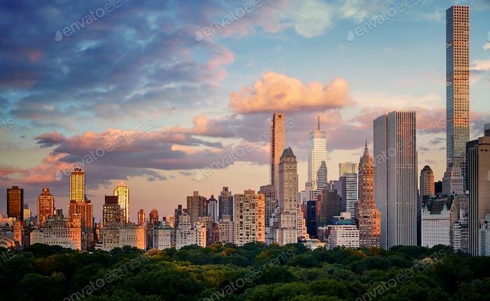 Upper East Side, New York City.