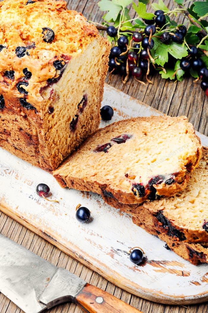 Irish fresh fragrant bread