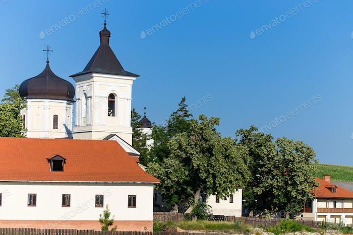 Moldovan orthodoxal monastery.