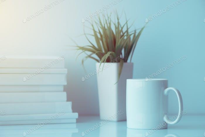 Утренний кофе в офисе