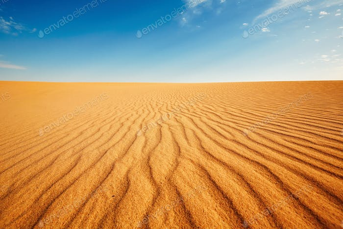 Dune of the sand