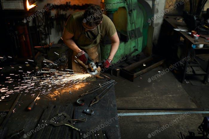 Professional blacksmith
