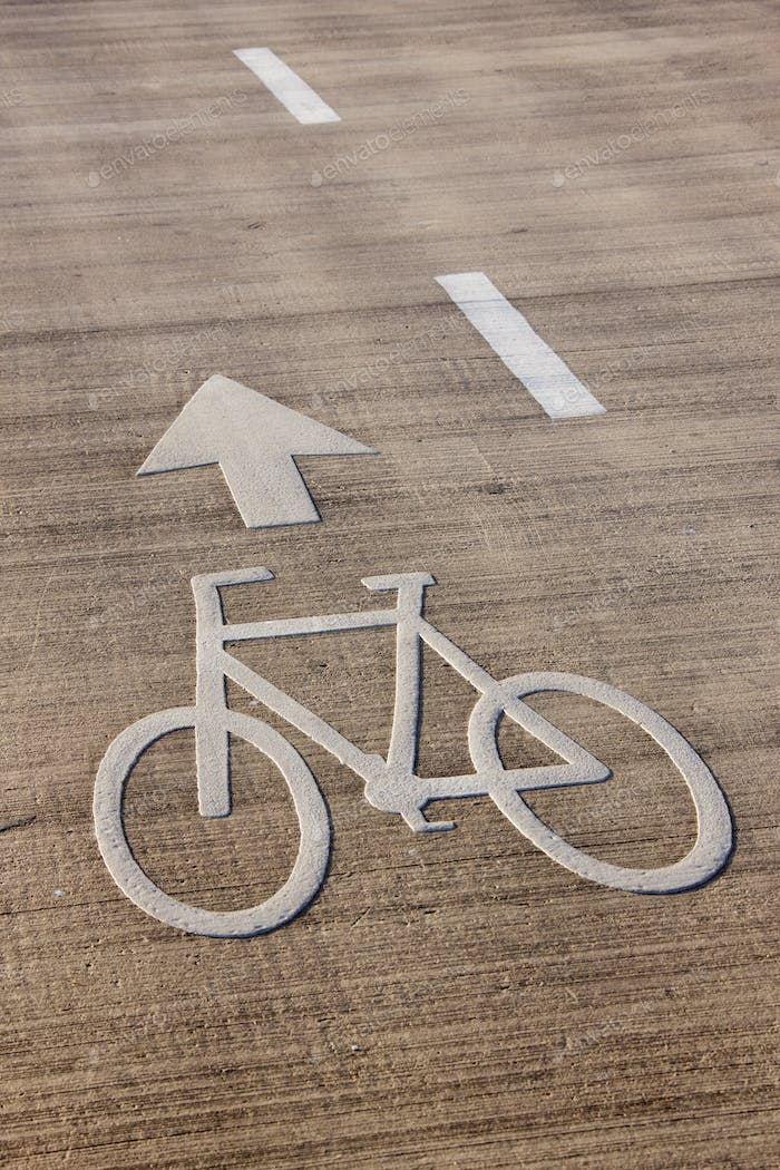 Bicycle Lane Directions