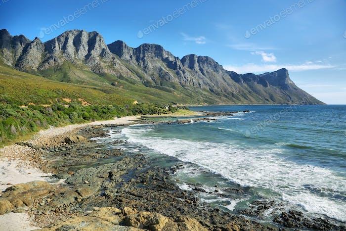 Gordons Bay near Cape Town