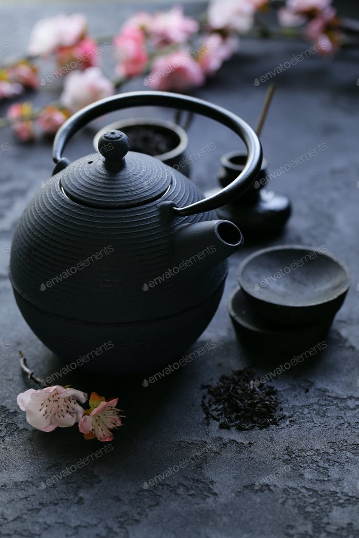 Oriental Tea Ceremony