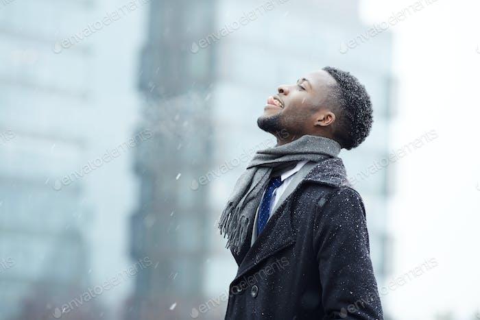 Leckere Schneeflocken