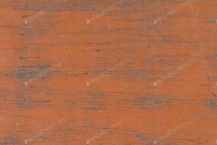 old painted brown boards