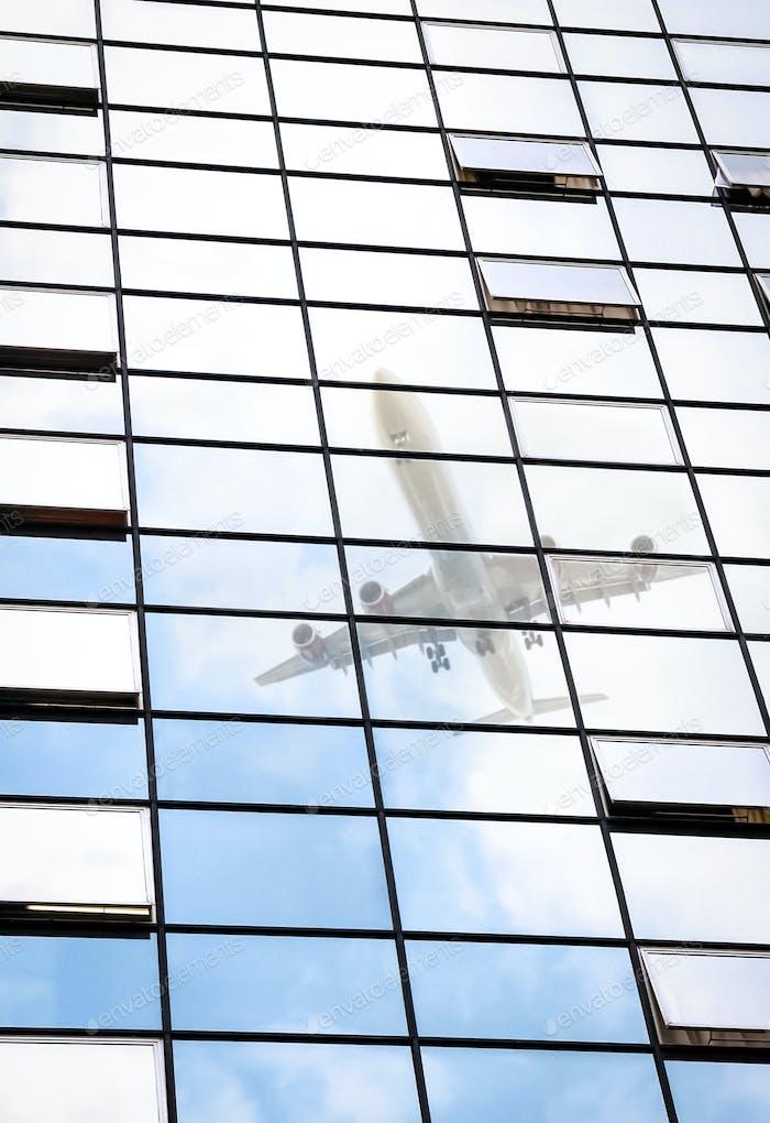 jet reflection