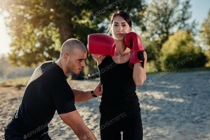 Perfecting the technique