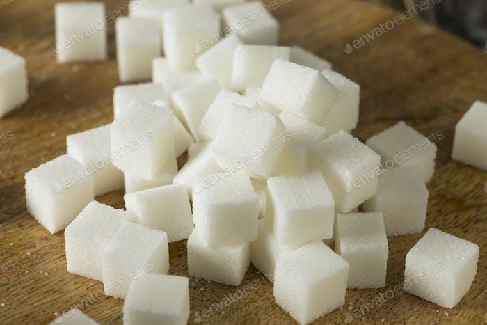 Raw White Granulated Sugar