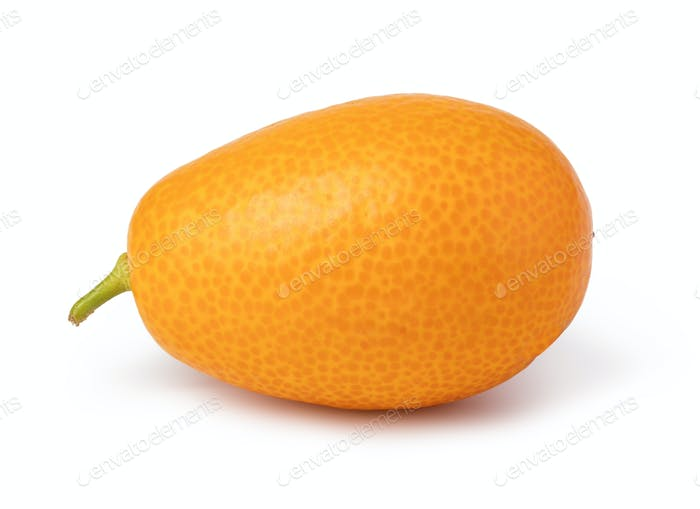 ripe kumquat fruit