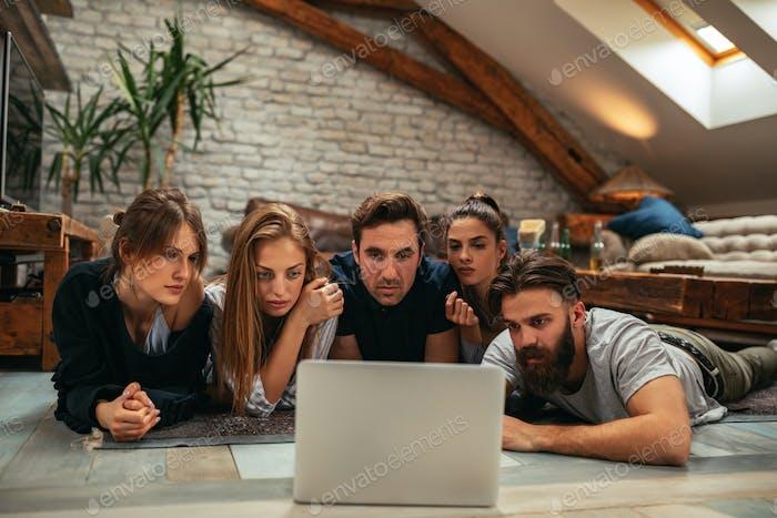 Filmzeit mit der Crew