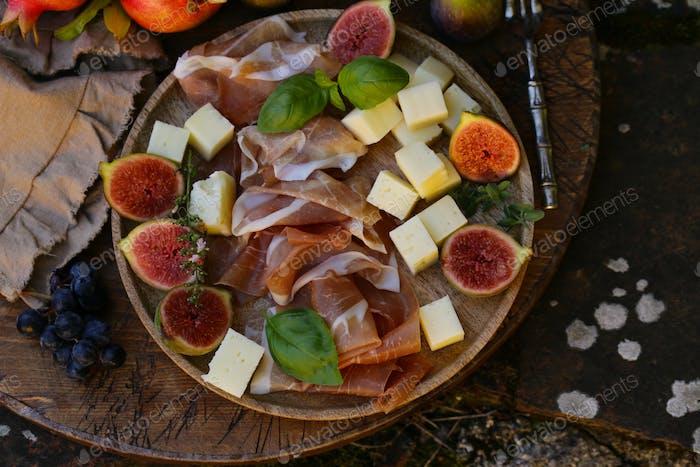 Italian Appetizer Antipasti