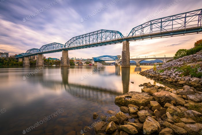 Chattanooga, Tennessee, USA city