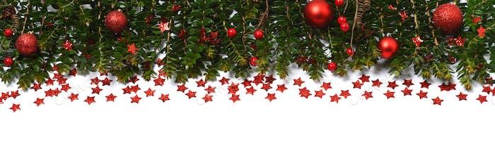 Weihnachtsborte