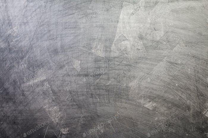 schwarze schmutzige Kreidetafel
