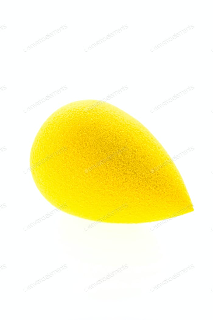 Sponge for make up isolated