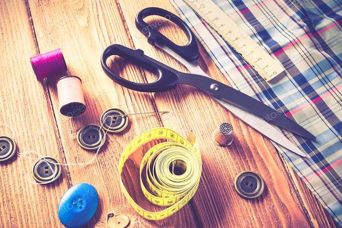 Artículos para costura o bricolaje