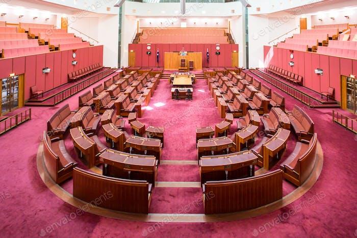 Das Haus des Senats