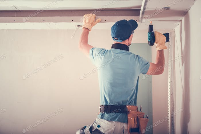 Apartment Remodeling Work